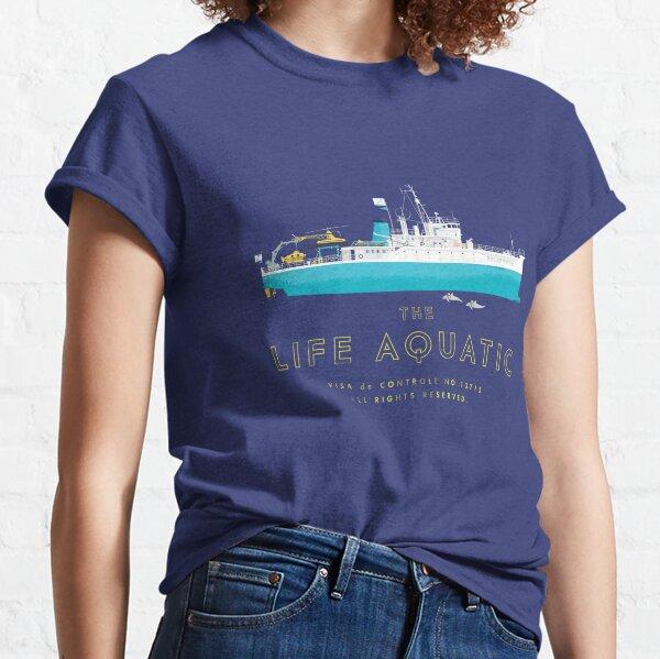 The Life Aquatic with Steve Zissou Classic T-Shirt
