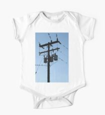 Power Pole Kids Clothes