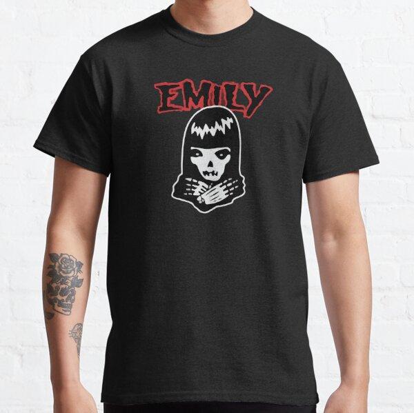 Emily Strange Gothic Misfits Classic T-Shirt