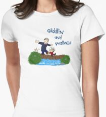Dr. Glidden & Dr. Wallach mashup T-Shirt