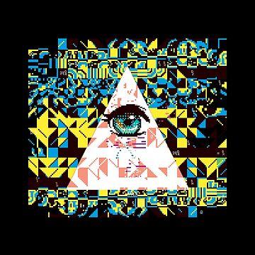 Anime Illuminati by dataerase