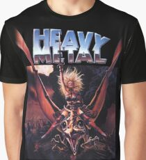Heavy Metal Movie Graphic T-Shirt