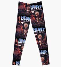 Heavy Metal Movie Leggings