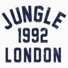 Jungle by ixrid
