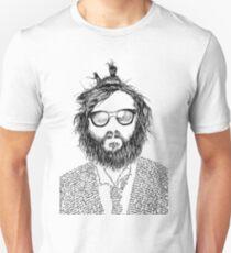 Rapper Joaquin Phoenix Unisex T-Shirt