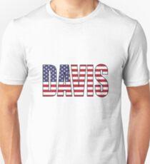 Davis (USA) Unisex T-Shirt
