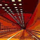 The Road Beneath by nharveyart