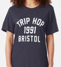 Camiseta ajustada Trip hop