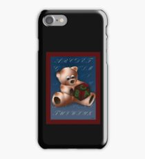 ABC Teddy iPhone Case/Skin