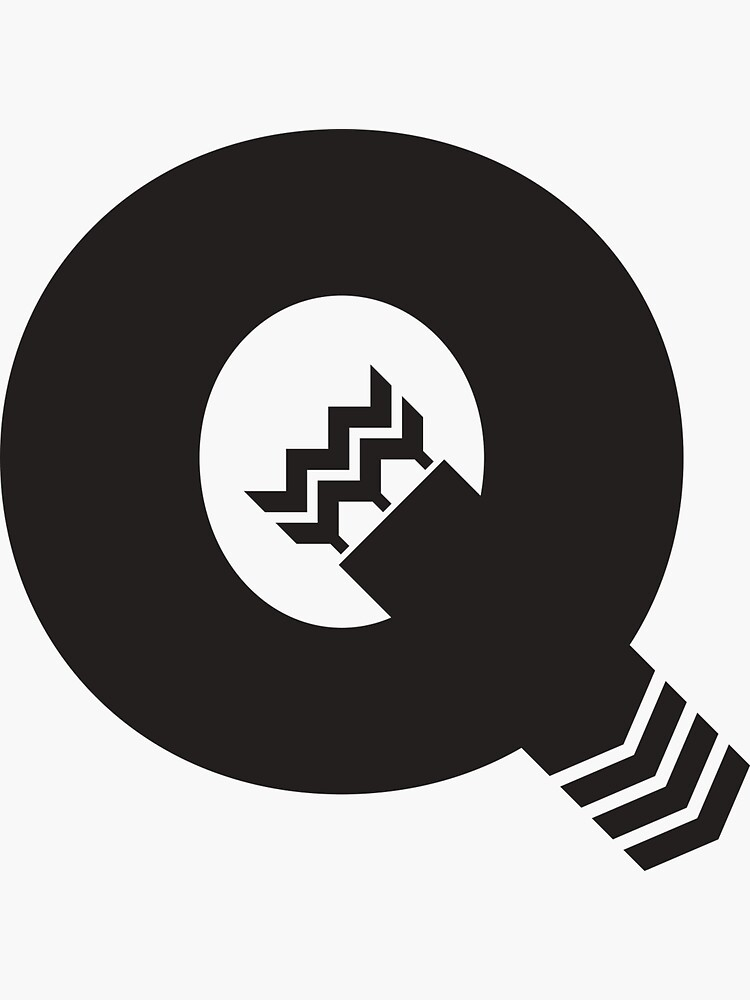 Q is for Quiver - Black by thunderquack