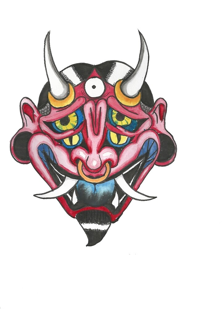ONi MaSK (Front) by RAAD HUMANS
