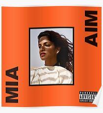 MIA AIM Album Poster