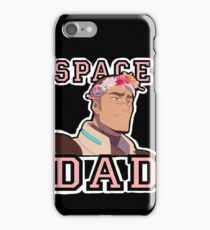 Space Dad iPhone Case/Skin