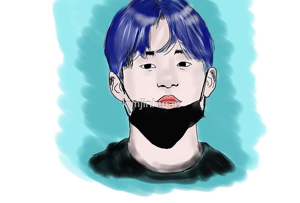 Handsome boy by kimjinhwan