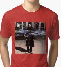 SESH bones teenwitch Tri-blend T-Shirt