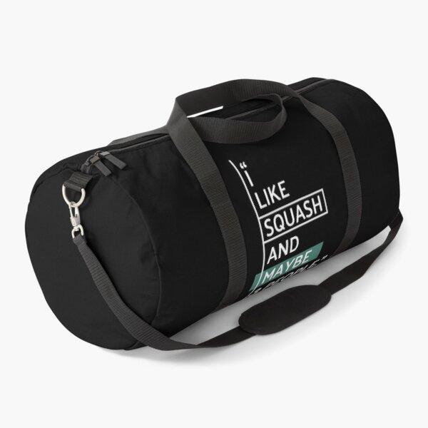Squash Duffle Bag