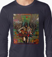 ab8118699b88 Gram Parsons Long Sleeve T-Shirt