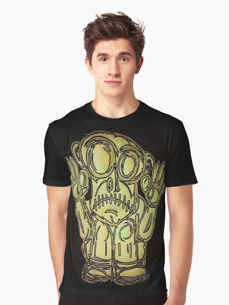 Oh... Hello Graphic T-Shirt Front
