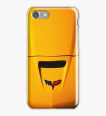 Little Yellow Corvette Case iPhone Case/Skin