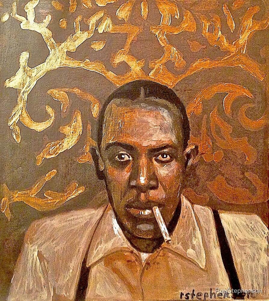Robert Johnson by RayStephenson