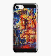 Fire Mosaic iPhone Case iPhone Case/Skin