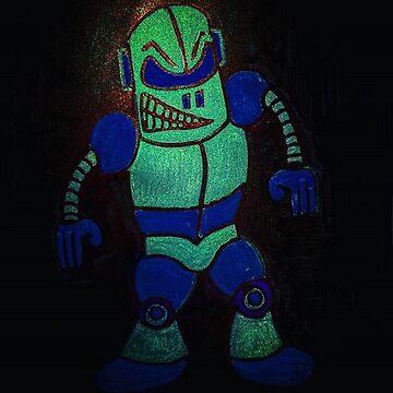 Roboto by Yaterart