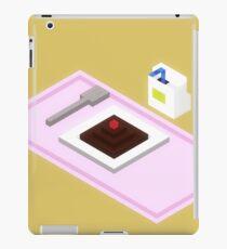 Plate Of Dessert iPad Case/Skin