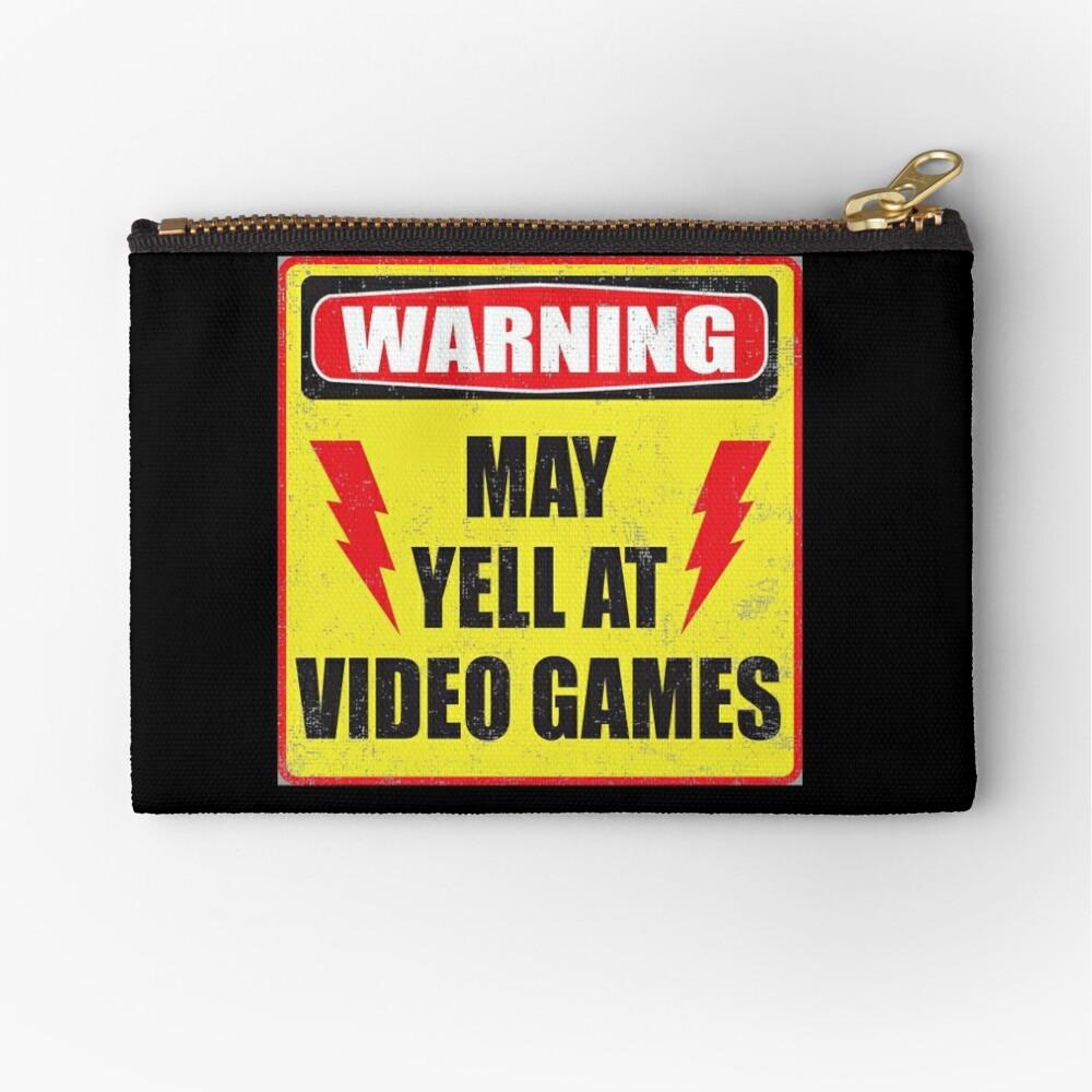Spielerwarnung Täschchen