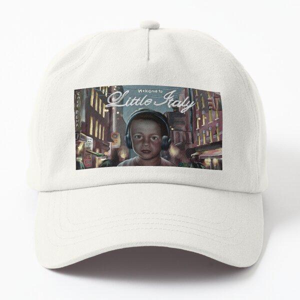 Pizza Kid Dad Hat