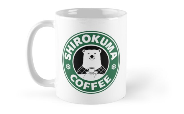 Shirokuma Coffee by Gluconeogenesis