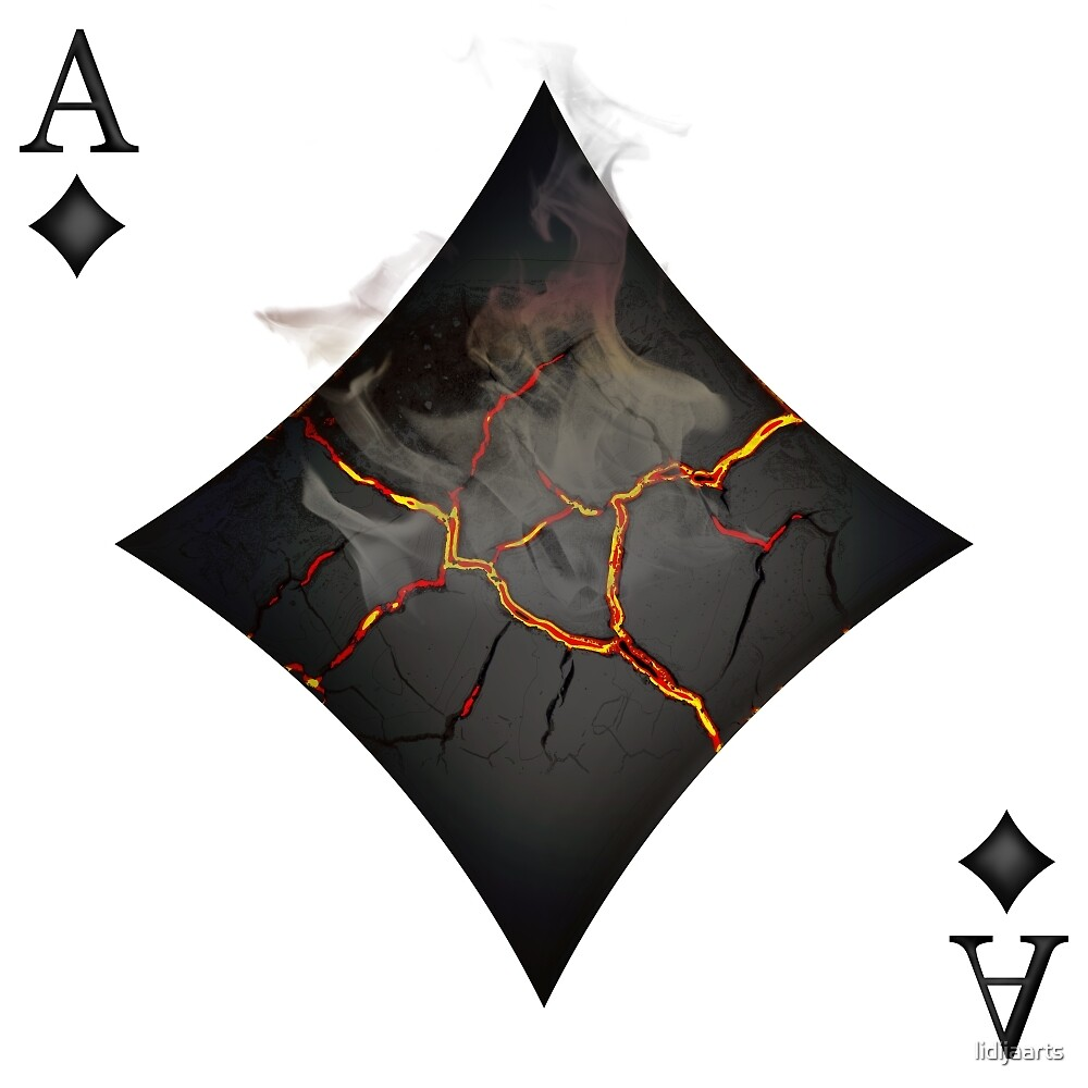 Diamond ACE by lidijaarts