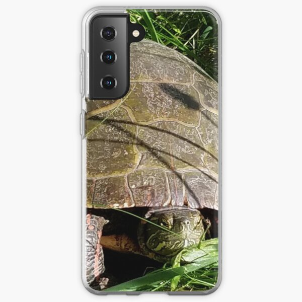 Sneaky Turtle Samsung Galaxy Soft Case