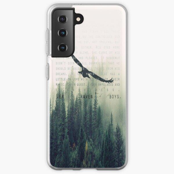 """Her Raven Boys"" Samsung Galaxy Soft Case"