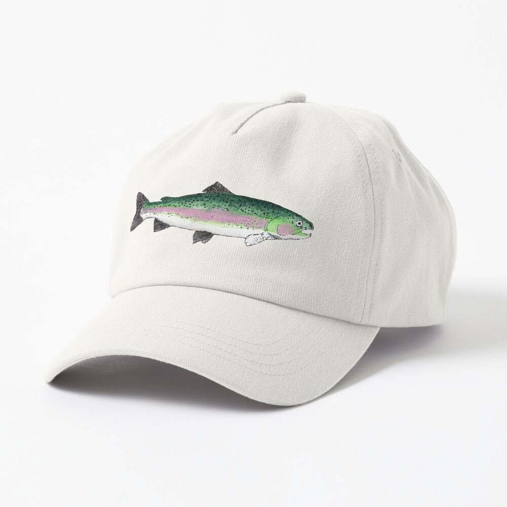 Rainbow Trout Cap