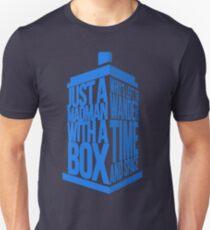 A madman with a box T-Shirt