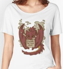 Creature Shaming Smaug Women's Relaxed Fit T-Shirt