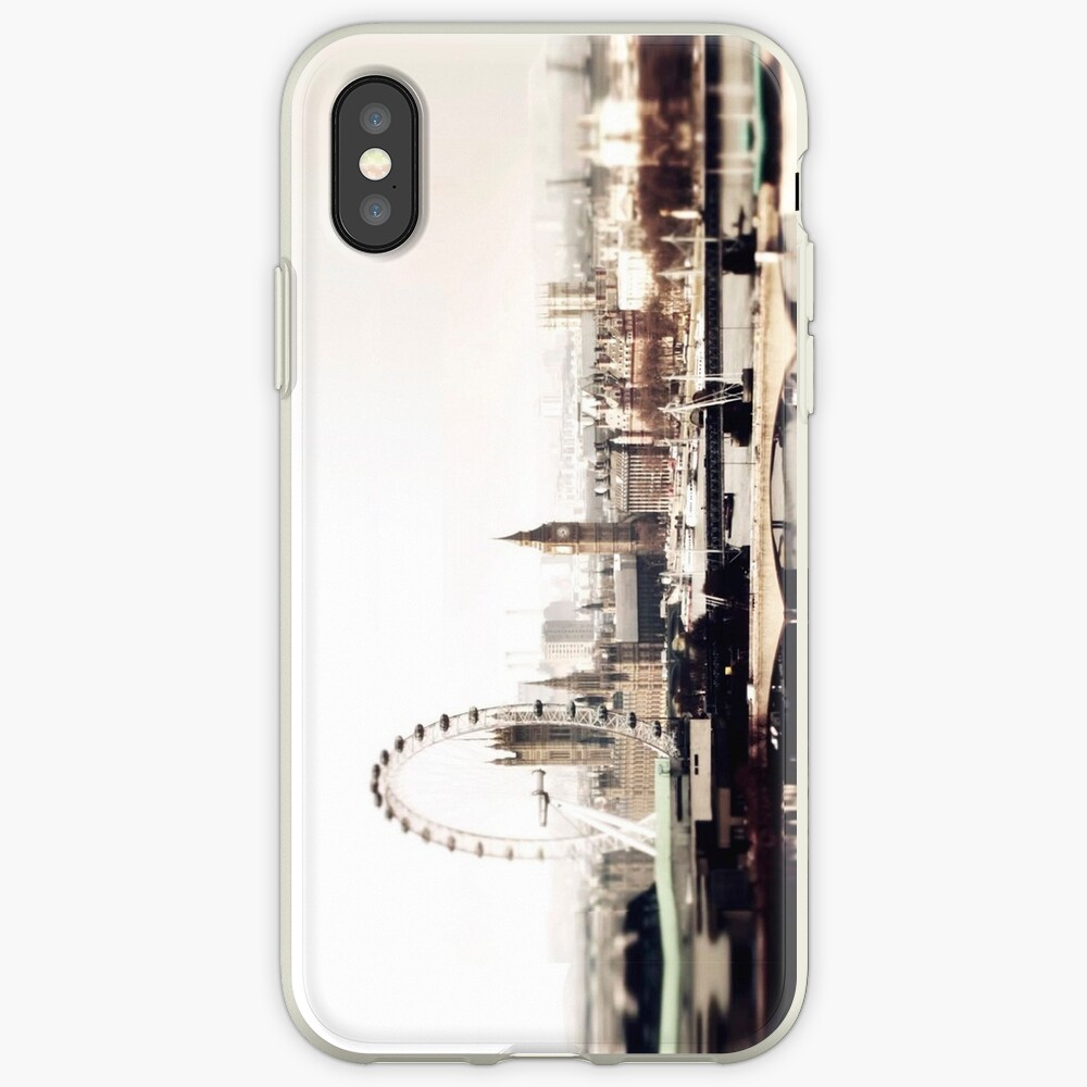 Sherlock's London iPhone-Hülle & Cover