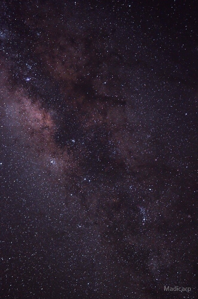 Milky Way by Madicarp
