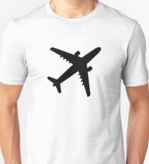 Airplane Jet Unisex T-Shirt