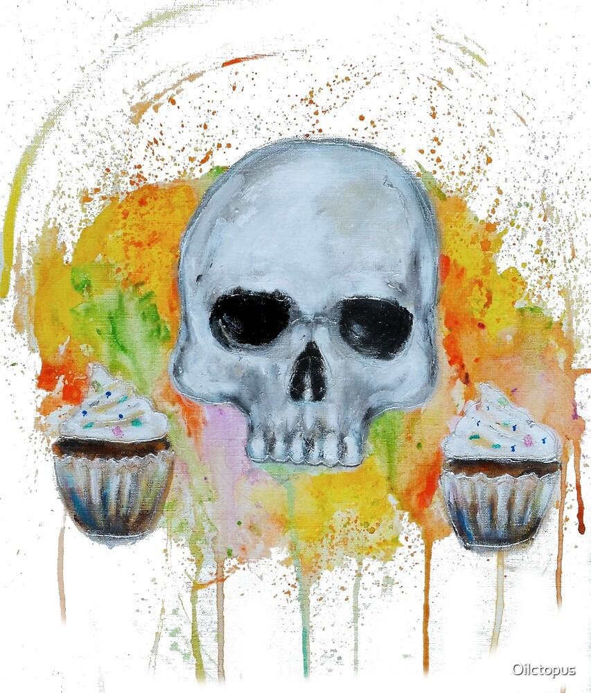 Death is sweet by Oilctopus