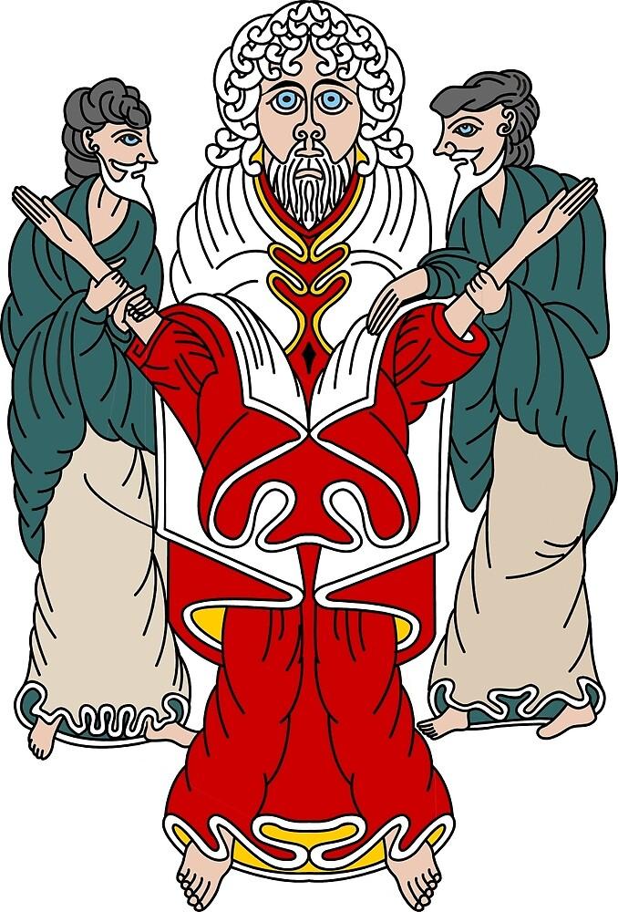 Christ Seized by CatholicSaints