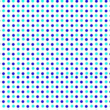 Blue Dots  by Bluewolf23