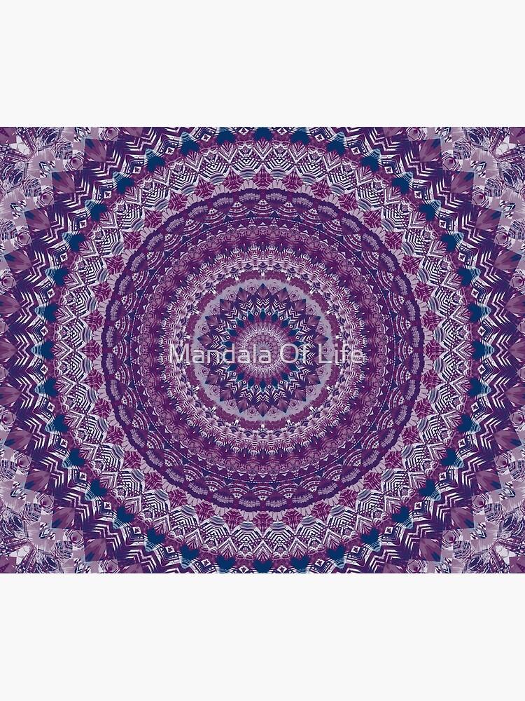 Mandala 123 by PatternsofLife