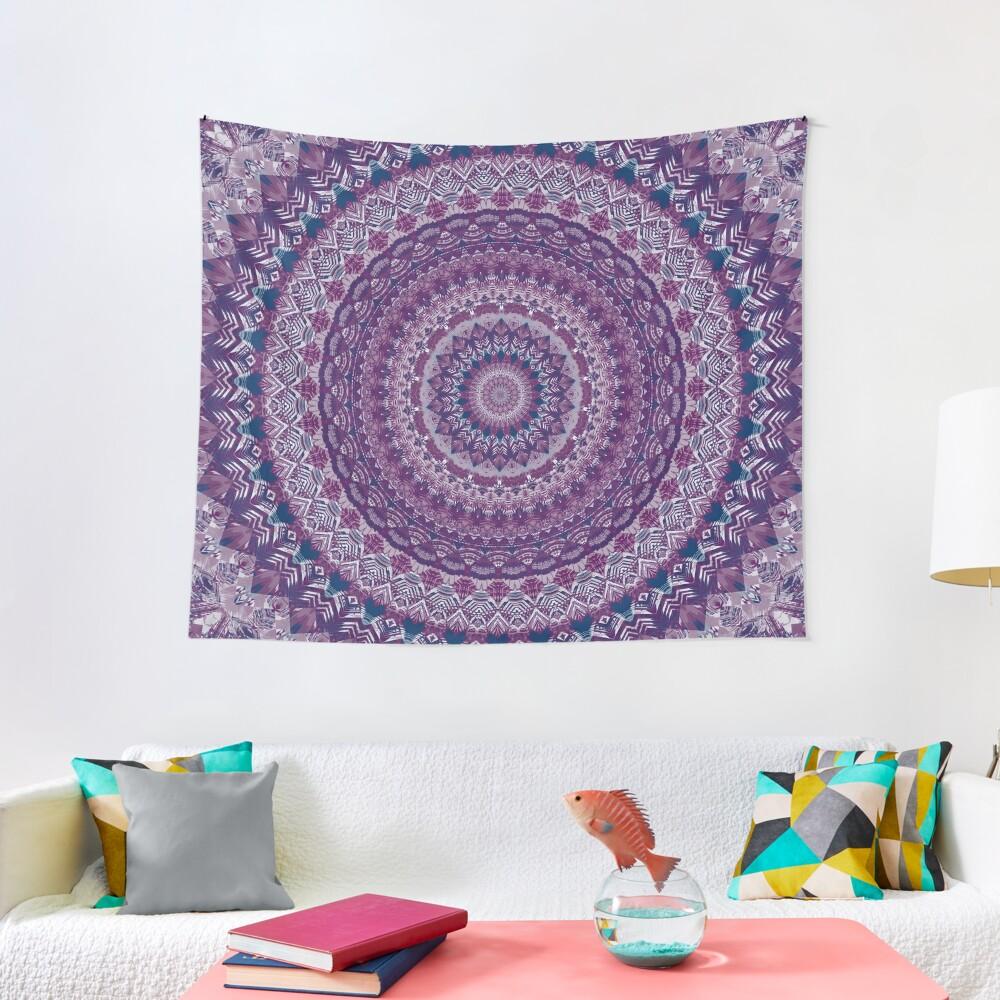 Mandala 123 Tapestry