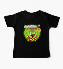 The 80's 8-bit Project - The Big Mouth Baby Tee