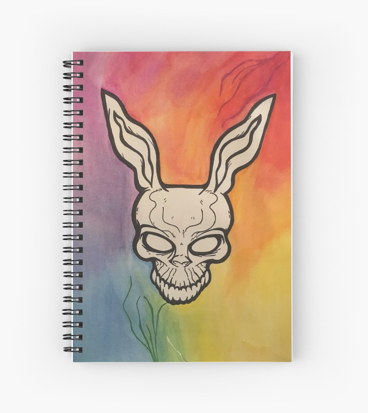 Darko Bunny by Claudia Mineiro