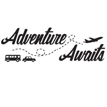 la aventura espera de AUDREYHELLADOPE