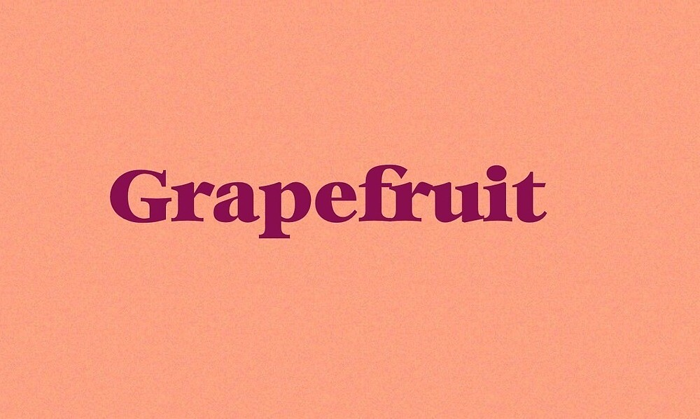 Grapefruit by Regancecil