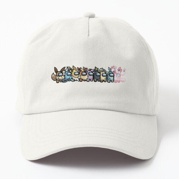 The Entire Sus Eeveelution Bundle Dad Hat