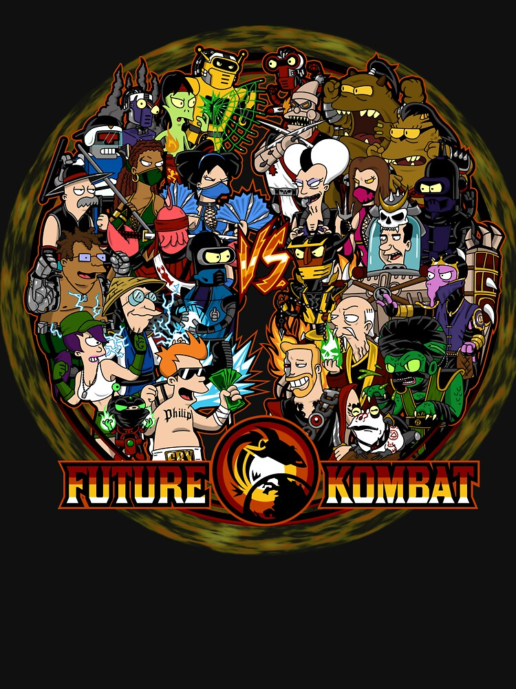 Future Kombat by PrimePremne